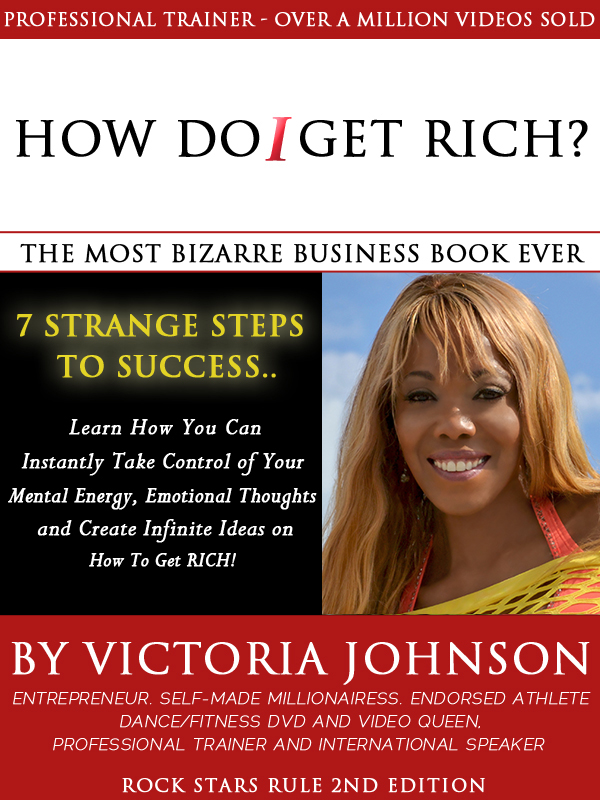 book how do i get rich victoria johnson